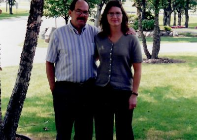 Karin-and-Dad-90s